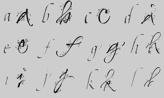 Extrem edwige-timmerman-calligraphie-technique-gestuelle JR74